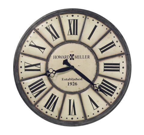 Howard Miller Company Time Clock