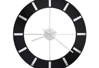 Howard Miller Onyx Clock