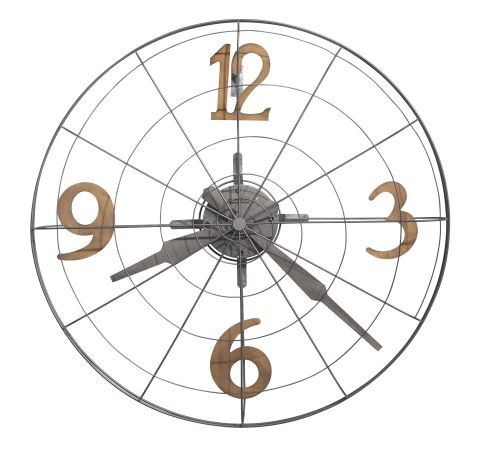 Howard Miller Fan Clock