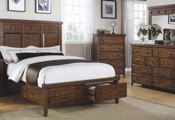Winners Only Mago Bedroom Set