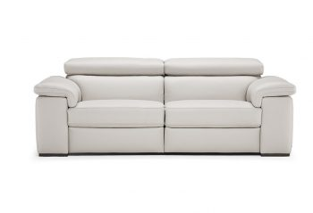Picture of a Natuzzi Solare Reclining Sofa