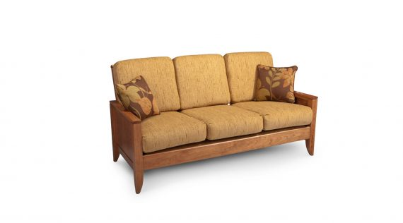 Picture of the Simply Amish Justine Sofa