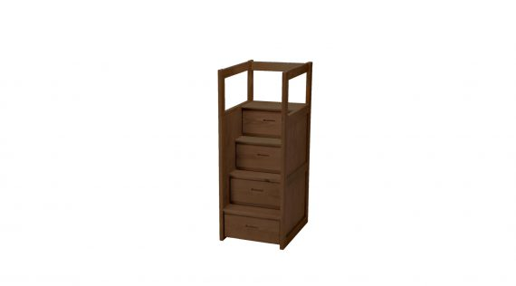 Crate Bunk Bed Staircase
