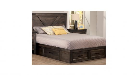 Picture of a Handstone Chattanooga 4 Drawer Condo Bed