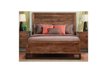 Picture of a Cumberland Bed With Low Footboard
