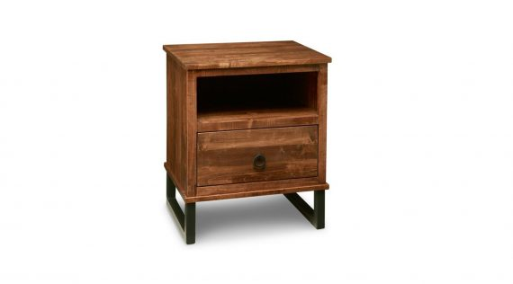 Picture of a Handstone Cumberland Nightstand