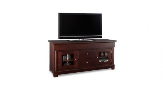 "Picture of a Handstone Hudson Valley 62"" HDTV Cabinet"