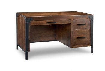 Picture of a Handstone Portland Single Ped Desk