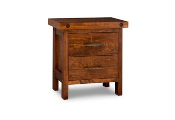 Picture of the Handstone Rafters Nightstand