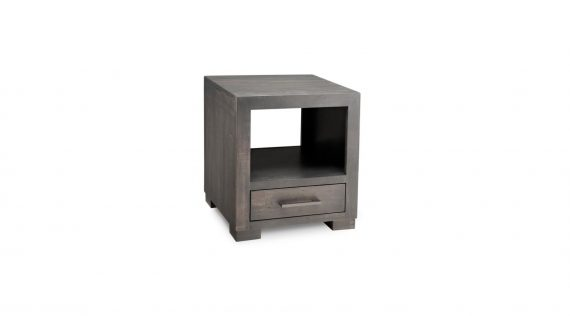 Picture of the Handstone STeel City End Table