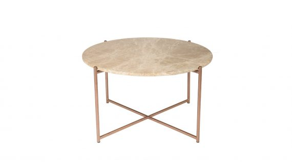 Picture of the LH Imports Venice Round Coffee Table