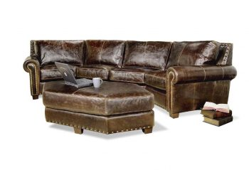 Picture of the Legacy Stonewall Sectional