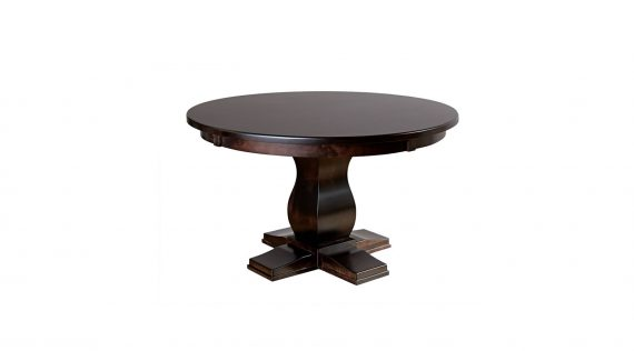 Picture of the Sahara Malia Single Pedestal Dining Table