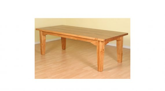 Picture of the Sahara Rancher Dining Room Table