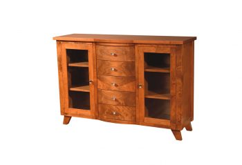 Picture of a Sahara Venetian Sideboard (Maple)
