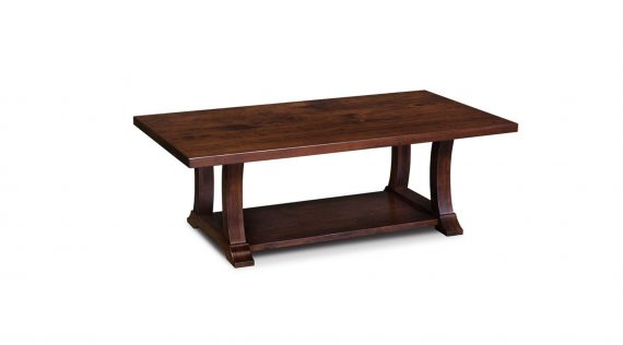 Picture of the Simply Amish Alexandria Coffee Table