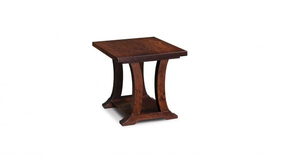 Picture of the Simply Amish Alexandria End Table