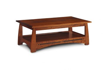 Picture of an Amish Coffee Table