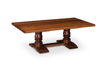 Picture of the Simply Amish Charleston Coffee Table