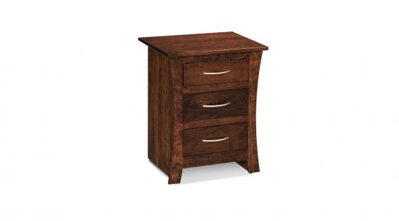 Picture of a Simply Amish Garrett Nightstand