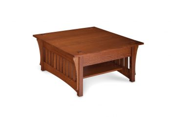 Picture of a Simply Amish Grant Square Coffee Table