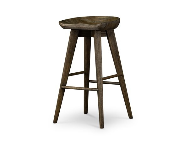 Picture of a Four Hands Paramore Swivel Bar & Counter Stool