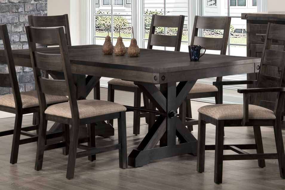 Picture of a dining room table