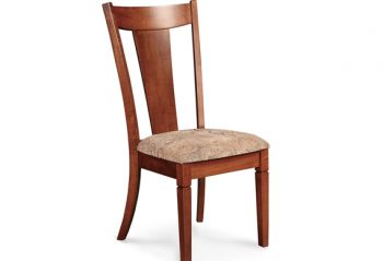 Picture of a Simply Amish Allison Side Chair