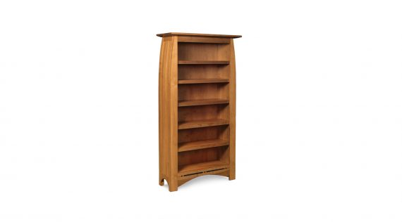 Picture of a Simply Amish Aspen Tall Bookcase