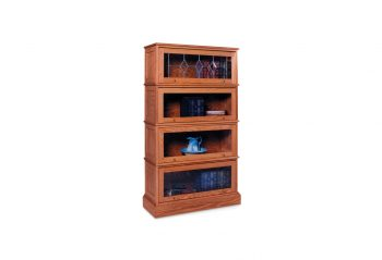 Picture of a Simply Amish Barrister Bookcase