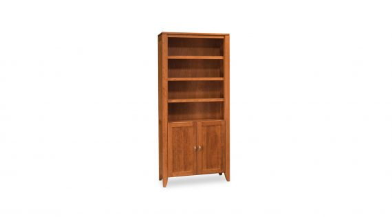 Picture of a Simply Amish Justine Bookcase