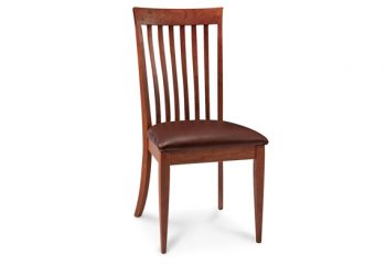 Picture of a Simply Amish Loft Studio Side Chair