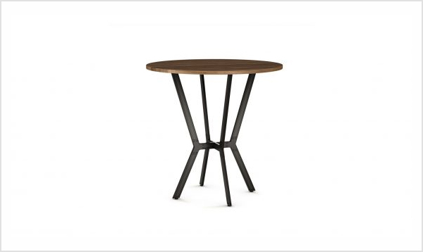 picture of a bar table