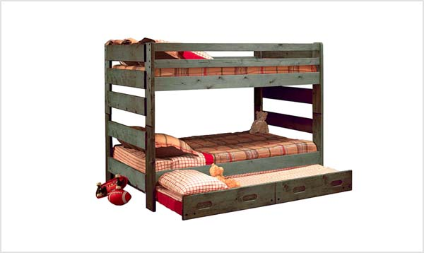 Picture of a bunkbed