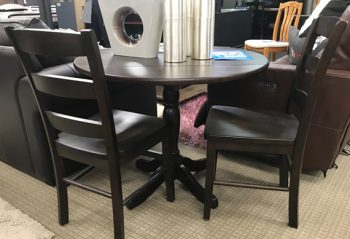 Whittier Cafe Table & 2 Chairs