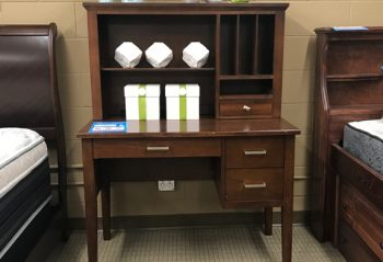 Winners Desk & Hutch - Final Sale