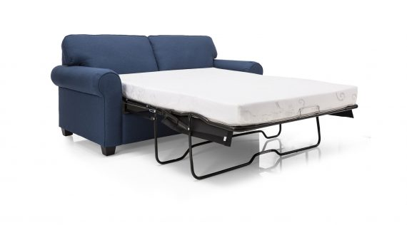 Picture of an opened Decor-Rest 2179 Sleeper Bed