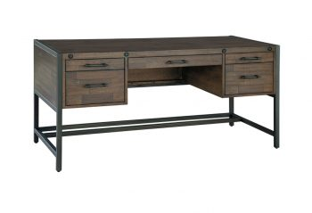 Picture of a Hekman Ann Arbor Desk