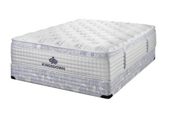 Picture of a Kingsdown Ensemble ET S Mattress