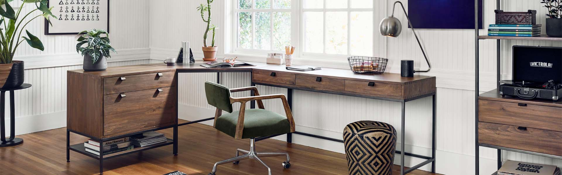 Furnish Your Home Office