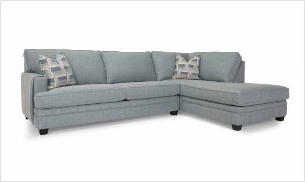 Picture of a sectional