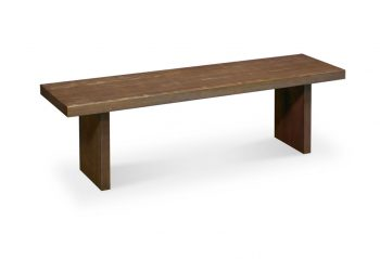 Simply Amish Auburn Bay Bench