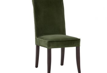 Picture of a Sunpan Baron Dining Chair - Giotto Olive