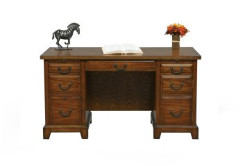 Picture of a Winners Only Zahara 57 Flattop Desk
