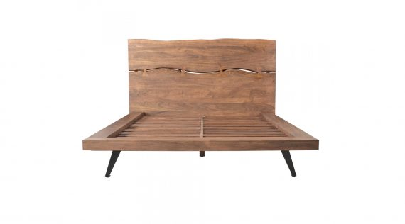 Picture of a MADAGASCAR PLATFORM BED QUEEN