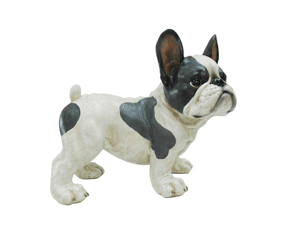 Moe's Frenchie Statue