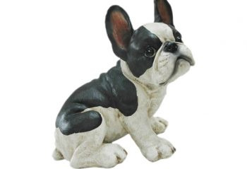 Moe's Frenchie Statue - Simone