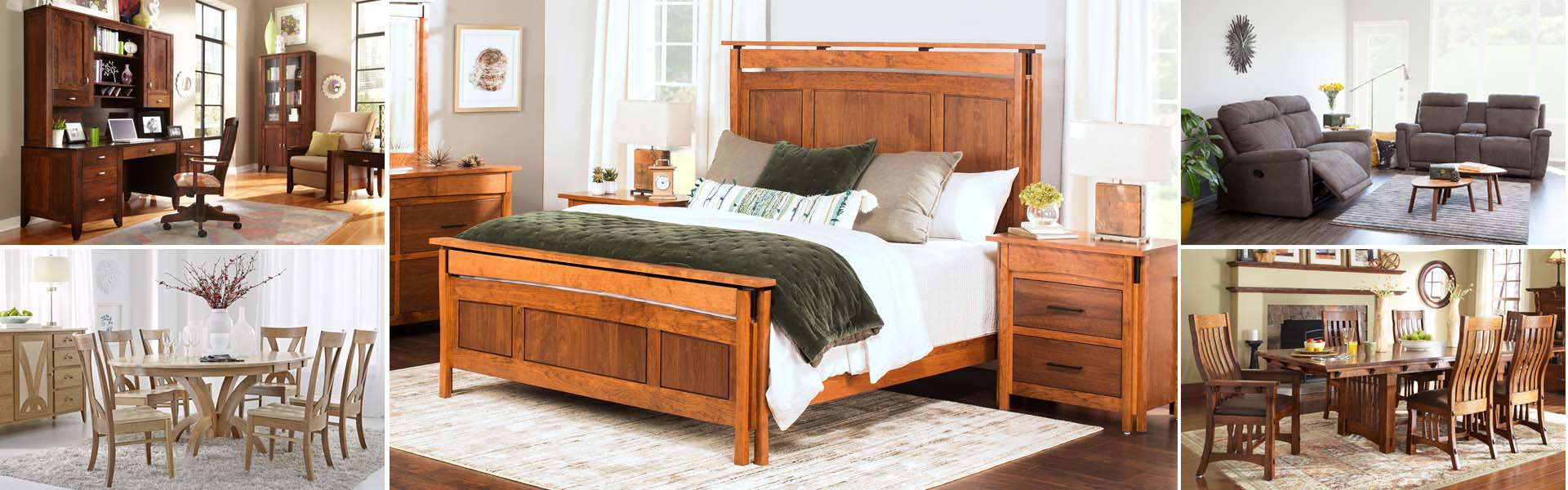 All Handcrafted Furniture – 15% Off
