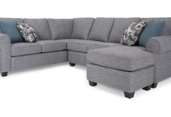 Decor-Rest 2576 Sectional