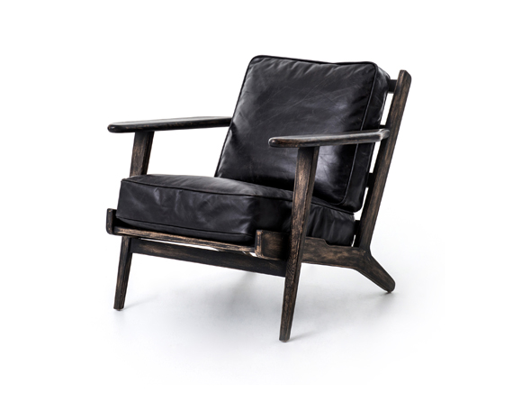 Four Hands Brooks Lounge Chair